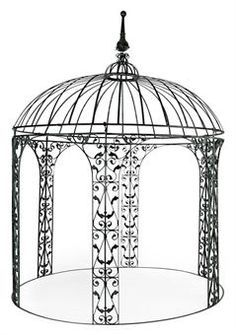 Image result for wire gazebo no background