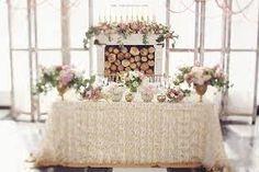 декор камина на свадьбу - Поиск в Google