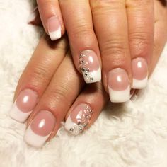 French manicure by me