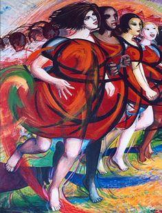 PNG - 1Mo #femme et #8mars : Point de répit pour une journée urticante... #feminisme