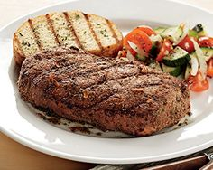 Kansas City Steaks 8 Top Sirloin Steaks: Thick and meaty Top Sirloin Steaks from the Kansas City Steak Company are a favorite among steak lovers. These superb steaks are cut from the center of the Top Sirloin and are perfect for the grill. Top Sirloin Steak Recipe, Steak Marinade For Grilling, Steak Marinade Recipes, Meat Marinade, Grilled Steak Recipes, Sirloin Steaks, Sauce Recipes