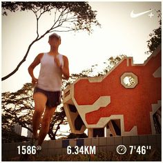 Dragon! Barry is running... #barryisrunning #run #runsg #nikeplus #running #runhappy #runnerscommunity #runnerinspiration #runforabettertomorrow #AmigosRunning #correr #Corrida #instarun #instarunner #iphonerunner #iphoneonly #marathontraining #wearetherunners #coolrun #worlderunners #hazepleasegoaway