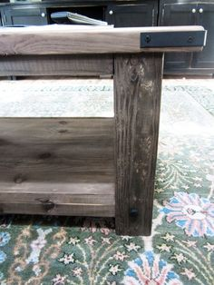 rustic x coffee table plans X Frame Coffee Table, Diy Coffee Table Plans, End Table Plans, Solid Wood Coffee Table, Sand Projects, Diy Pallet Projects, Woodworking Projects Diy, Woodworking Plans, Woodworking Machinery