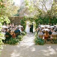 Elegant Tuscany Wedding II by Jose Villa - Once Wed