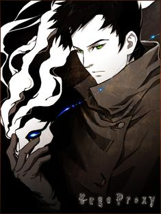 Vincent Law [ Ergo Proxy ] interesting character, I like how he grows as a person Design by http://photo-sharpen.com