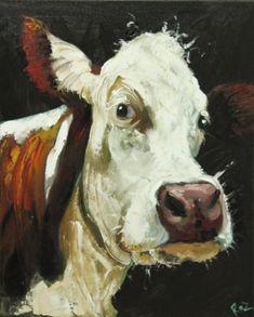 Uncertain Cow