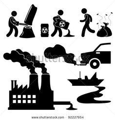 Environmental pictogram