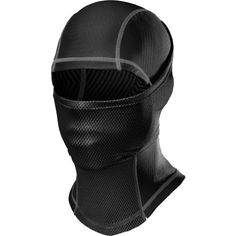 Wear the Under Armour Coldgear Infrared Hood to protect your face from wicked snow storms at the resort. This balaclava features Coldgear Infrared technology that reflects your own body heat to keep you warm, and it uses a ventilated front panel for extra breathability.
