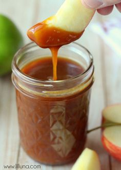 Homemade Caramel Apple Dip recipe