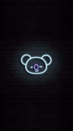 Image shared by yaen. Find images and videos about cute, kpop and bts on We Heart It - the app to get lost in what you love. Neon Wallpaper, Black Wallpaper, Bts Wallpaper, Wallpaper Quotes, Motivational Wallpaper, Bts Backgrounds, Bts Chibi, Bts Lockscreen, Pixel