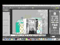 My Digital Studio using Fonts - YouTube
