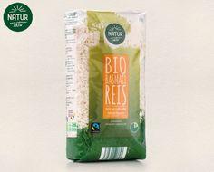 NATUR AKTIV Bio basmati riž FAIRTRADE