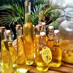 Homemade Limoncello - a gorgeous Christmas gift or wedding favour!