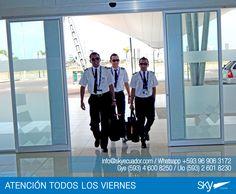 !Atención! #SALINAS :   Estaremos  atendiendo todos los #viernes  en nuestras oficinas ubicadas en el nuevo terminal dé pasajeros, segundo piso  Estamos a las órdenes!