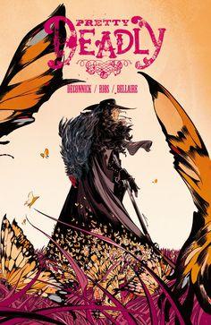 Pretty Deadly n°2. Art & cover by Emma Ríos