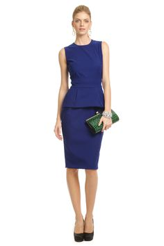 Independent Woman Dress by Preen | Rent The Runway