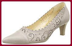 Gabor Shoes 41.252 Damen Pumps, Beige (53 puder), 38.5 EU - Damen pumps  ( Partner-Link) 62c1c53c28