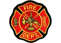 Fire Department Patch For Firemen Dress Up Stations Firefighter Paramedic Sewing Machine Reviews