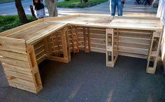 Wood Pallet Furniture 27