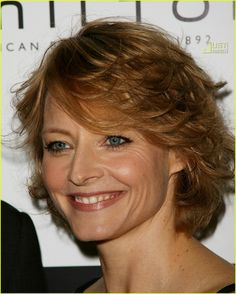 2007. jodie foster behind the cameras 04 Jodie Foster attends the 2007 Hamilton and Hollywood Life's