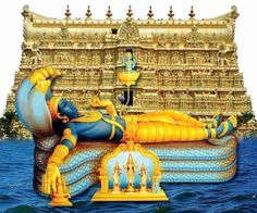 On the auspicious day of Vaikunta Ekadashi, wash off all sins & perform Dashavatar Homam that acts as a shield to protect you from all types of trouble. Hanuman Images, Lakshmi Images, Radha Krishna Images, Lord Krishna Images, Padmanabhaswamy Temple, Temple India, Hindu Temple, Bal Krishna, Krishna Statue