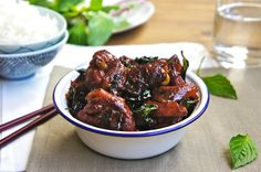 Seasaltwithfood: Taiwanese Three Cups Chicken