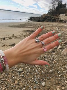 daaa7c984f Our best-selling ring is sure to remind you of your kind donation to The  Ocean Foundation. By purchasing from Nautical Sun Beads, you are actively  making a