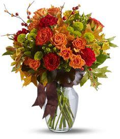 Danielle's Rockaway Florist - Shop here for halloween and autumn flower arrangements!