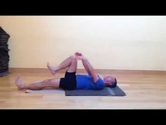 Video of the Week: Dynamic Knee to Chest Pose   YOGA FOR HEALTHY AGING