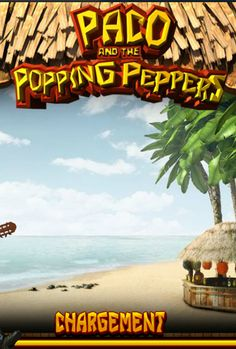 Machine à sous Paco and the Popping Peppers : Bonus Le Far West, Place, Las Vegas, Earn Money, Slot Machine, Welcome, Adventure