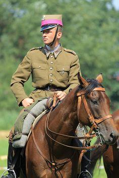 The Polish Cavalry uniform - by Mariusz Cieszewski
