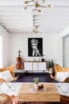 96 Amazing Rustic Apartment Living Room Design Ideas – How to Create A Rustic Living Room Decor Cute Living Room, Home And Living, Living Room Decor, Small Living, Apartment Inspiration, Living Room Inspiration, Rustic Apartment, Apartment Living, Apartment Design