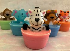 Zoo Soaps Animal Soap Zoo Birthday Zoo Animal Soap Toy