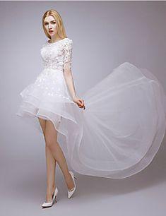Bilderesultat for brudekjoler blonder