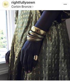 Janesko custom ring on the Rightfully Sewn photo shoot.  #janesko #jewelry #modern #ring