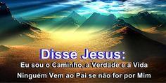 Só Jesus Cristo nos leva a Deus