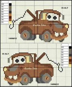 Disney Cross Stitch Patterns, Counted Cross Stitch Patterns, Cross Stitch Designs, Cross Stitch Embroidery, Embroidery Patterns, Cross Stitch Baby, Cross Stitch Charts, Boys Knitting Patterns Free, Stitch Cartoon