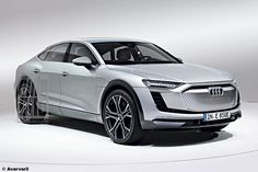 Neue Audi (2018, 2019, 2020, 2021, 2022 bis 2025) - Bilder - autobild.de Car Themes, Car Hacks, Car Storage, Car Sketch, Cute Cars, Diy Car, Car Travel, Future Car, Audi Quattro