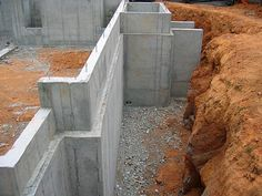 Building the House Step by Step - Foundations - Rough-In Plumbing for Concrete Slab