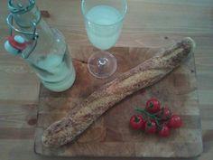 Easy Gluten Free Vegan Baguettes Baguette, Vegan Gluten Free, Vegetarian, Banana, Ditsy, Fruit, Breads, Blog, Recipes