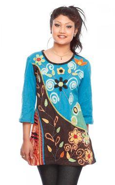 Rising International Cotton Dress  #RisingInternational #Tunic #Casual