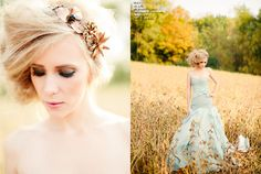 2013 Tara LaTour Bridal Collection -  Photography by Eliesa Johnson