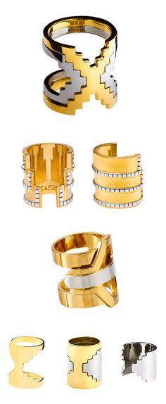 Monica Sordo (The Carrotbox Jewelry Blog - rings, rings, rings!)