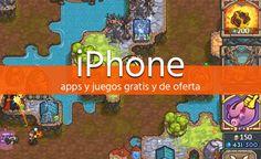 Juegos y Apps para iPhone con Descuento y GRATIS (29 Septiembre)