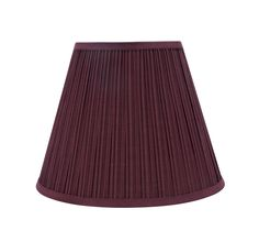 Aspen Creative 33052 Transitional Pleated Empire Shaped Spider Construction Lamp Shade in Burgundy, 13 Candlestick Lamps, Candlesticks, Table Lamps, Styrene Sheets, Diy Drums, Ring Lamp, Thing 1, Outdoor Light Fixtures, Kitchen Pendants
