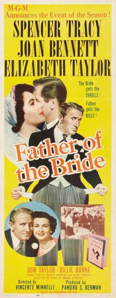 """""""Father of the Bride"""" (1950). DIRECTOR: Vincente Minnelli."""