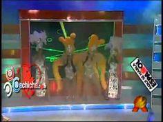 Wespa! @Aquilescorrea1 Disfrazado de roba la gallina @danielsarcosc @ibelkaulerio @renecastillotv @sehablaespanol7 #Video - Cachicha.com