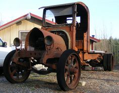 1924 Kenworth Truck Black Diamond, WA