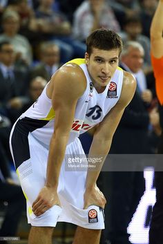 Bogdan Bogdanovic of Fenerbahce Ulker during the Euroleague Basketball match between FC Barcelona and Fenerbahce Ulker at Palau Blaugrana in Barcelona, Spain, on December 11, 2014. Photo: Manuel Blondeau/AOP.Press/Corbis