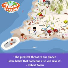 What steps does your family take to save our planet? Join Clem, Cooper and Brad as they track Plum's skismo across the open ocean. See what they find when they end up on a deserted isle. http://pbskids.org/plumlanding/video/mangrove.html?guid=93e88888-7bd2-478f-a8bf-558037364abf @PBS Teachers @PBS Parents #PBSKIDS #nature #family #activity #outdoors
